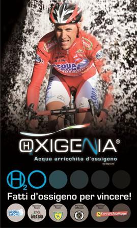 Panello oxigenia ciclista piccola